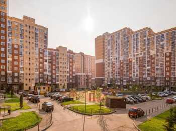 Квартиры в Жилой район Москва А101  в Сосенском в Коммунарке от застройщика